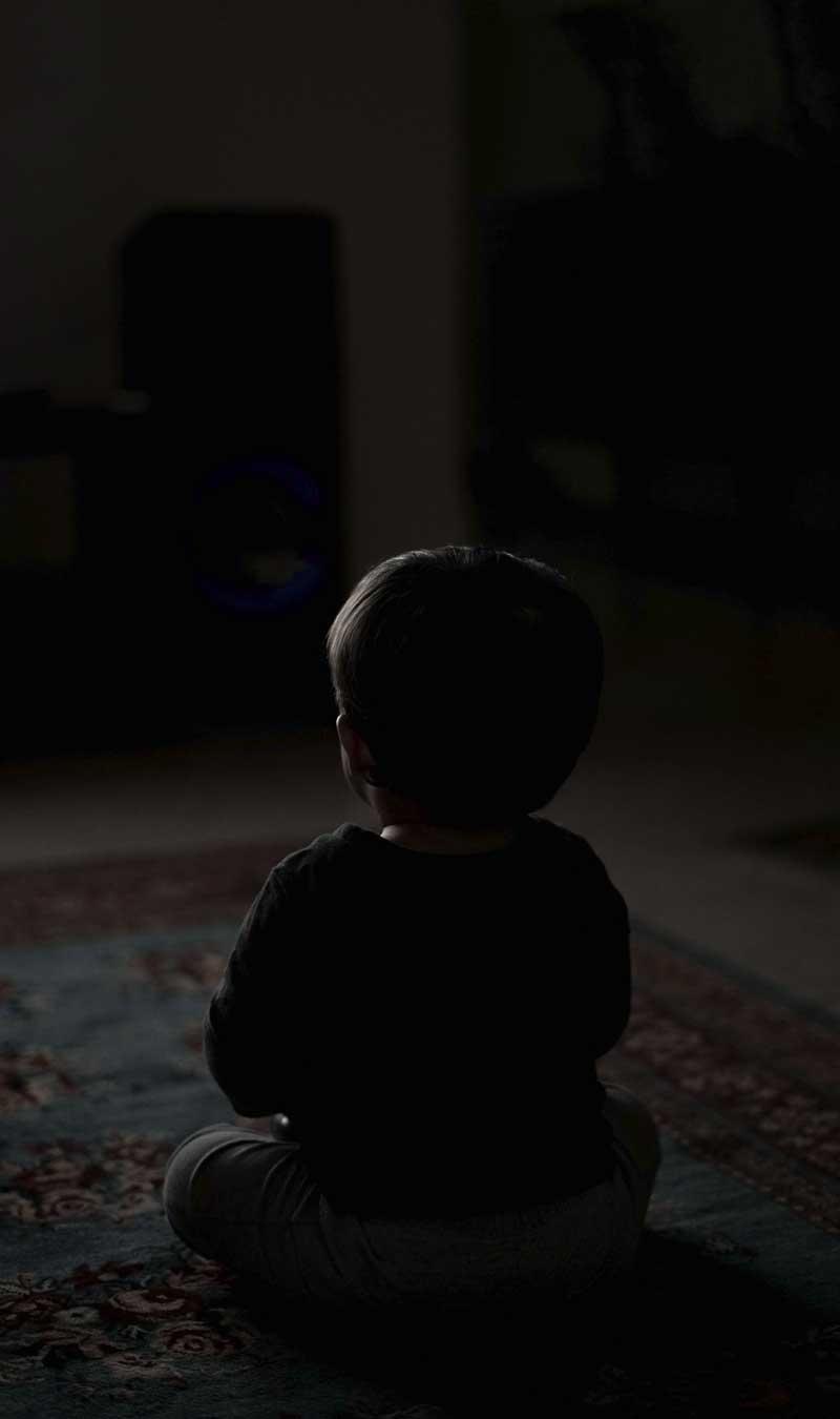 عکاسی کودک در منزل